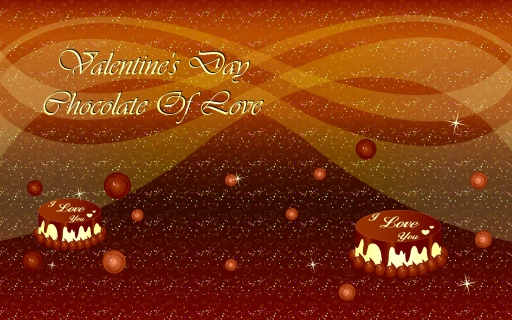 Chocolate of love desktop wallpapers. Chocolate of love free hq wallpapers. Chocolate of love
