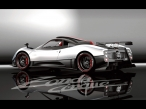Pagani   side view desktop wallpapers|free hq hd wallpapers Pagani   side view
