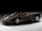 Pagani black desktop wallpapers|free hq hd wallpapers Pagani black