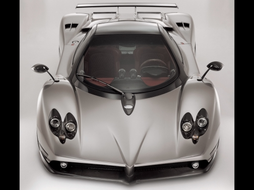 LightGray Pagani desktop wallpapers. LightGray Pagani free hq wallpapers. LightGray Pagani