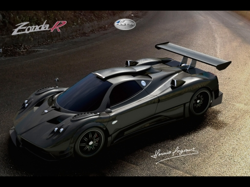 Pagani Zonda R desktop wallpapers. Pagani Zonda R free hq wallpapers. Pagani Zonda R