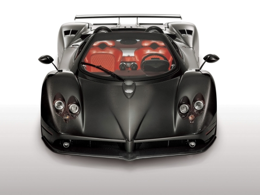 Pagani   front side desktop wallpapers. Pagani   front side free hq wallpapers. Pagani   front side