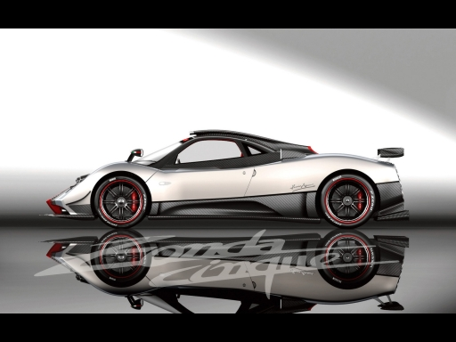 Pagani   view in profile desktop wallpapers. Pagani   view in profile free hq wallpapers. Pagani   view in profile