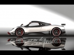 Pagani   view in profile desktop wallpapers|free hq hd wallpapers Pagani   view in profile