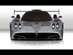 Gray Pagani   front side desktop wallpapers|free hq hd wallpapers Gray Pagani   front side
