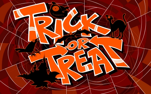 Trick or treat desktop wallpapers. Trick or treat free hq wallpapers. Trick or treat