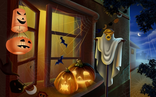 Halloween desktop wallpapers. Halloween free hq wallpapers. Halloween