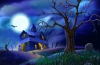 Mystic house desktop wallpapers|free hq hd wallpapers Mystic house