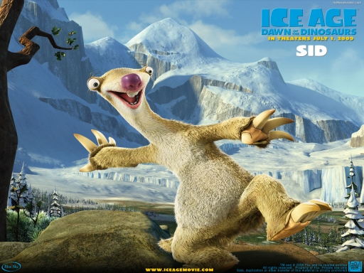 IceAge3 - Sid desktop wallpapers. IceAge3 - Sid free hq wallpapers. IceAge3 - Sid