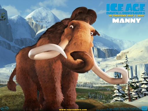 IceAge3 - Manny desktop wallpapers. IceAge3 - Manny free hq wallpapers. IceAge3 - Manny
