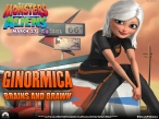 Monsters vs aliens   ginormica desktop wallpapers|free hq hd wallpapers Monsters vs aliens   ginormica