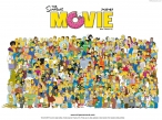 Simpsons movie desktop wallpapers|free hq hd wallpapers Simpsons movie