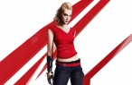 Games Mirrors Edge girl in the red desktop wallpapers|free hq hd wallpapers Games Mirrors Edge girl in the red