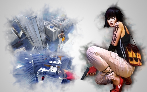 Mirrors edge games desktop wallpapers. Mirrors edge games free hq wallpapers. Mirrors edge games