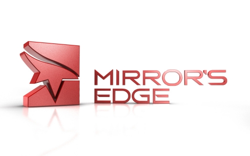 Mirrors edge logo desktop wallpapers. Mirrors edge logo free hq wallpapers. Mirrors edge logo