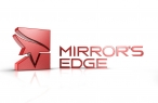Mirrors edge logo desktop wallpapers|free hq hd wallpapers Mirrors edge logo