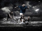 Nike Christiano ronaldo desktop wallpapers|free hq hd wallpapers Nike Christiano ronaldo