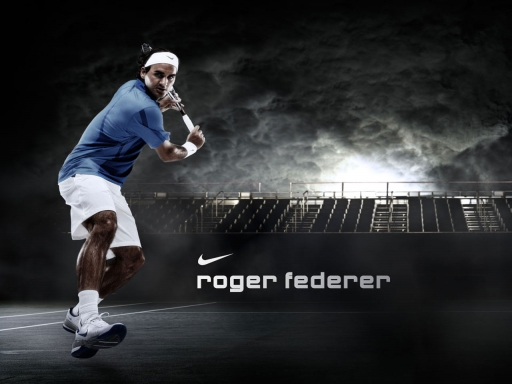 Nike Roger Federer desktop wallpapers. Nike Roger Federer free hq wallpapers. Nike Roger Federer