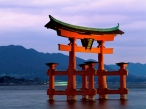 Grand Gate  Itsukushima Shrine  Miyajima  Japan desktop wallpapers|free hq hd wallpapers Grand Gate  Itsukushima Shrine  Miyajima  Japan