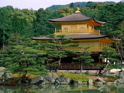 Kinkakuji Temple  Kyoto  Japan desktop wallpapers. Kinkakuji Temple  Kyoto  Japan free hq wallpapers. Kinkakuji Temple  Kyoto  Japan