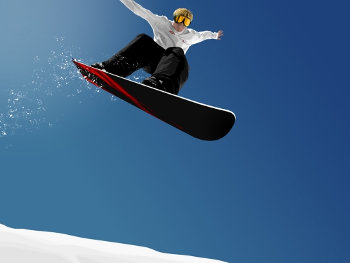Snowboard Wallpaper Hd