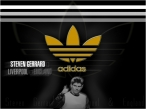 Adidas steven gerrard desktop wallpapers|free hq hd wallpapers Adidas steven gerrard