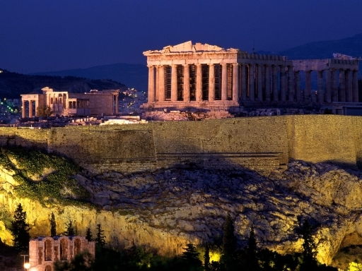The Acropolis  Greece desktop wallpapers. The Acropolis  Greece free hq wallpapers. The Acropolis  Greece