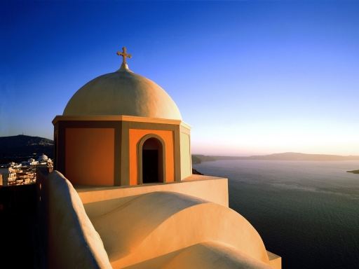 Fira Santorini  Cyclades Islands  Greece desktop wallpapers. Fira Santorini  Cyclades Islands  Greece free hq wallpapers. Fira Santorini  Cyclades Islands  Greece