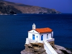 Thalassini Church  Cyclades Islands  Greece desktop wallpapers|free hq hd wallpapers Thalassini Church  Cyclades Islands  Greece