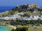 Lindos  Rhodes  Dodecanese Islands  Greece desktop wallpapers|free hq hd wallpapers Lindos  Rhodes  Dodecanese Islands  Greece