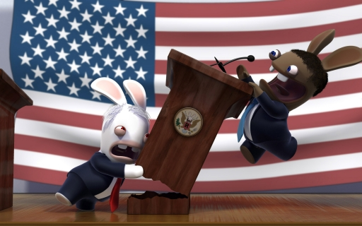 Mad rabbits mr  president desktop wallpapers. Mad rabbits mr  president free hq wallpapers. Mad rabbits mr  president
