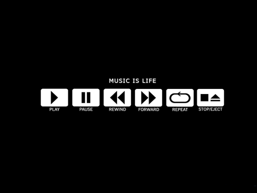 Music is life desktop wallpapers. Music is life free hq wallpapers. Music is life