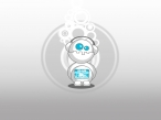 Robo like music desktop wallpapers|free hq hd wallpapers Robo like music