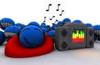 Smiles music desktop wallpapers|free hq hd wallpapers Smiles music