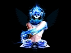 Blue DJ desktop wallpapers|free hq hd wallpapers Blue DJ