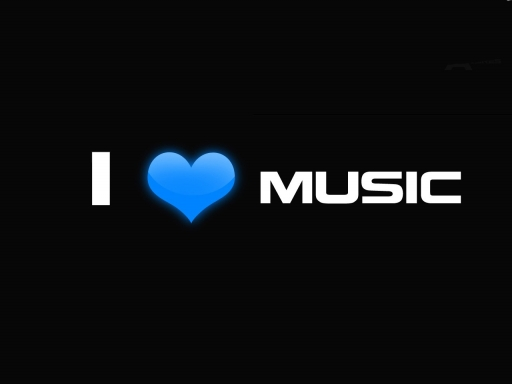 I love music desktop wallpapers. I love music free hq wallpapers. I love music