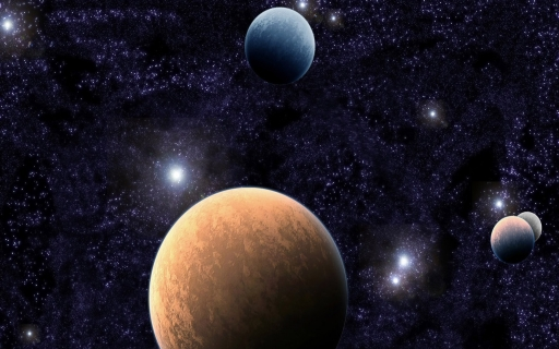 Planets desktop wallpapers. Planets free hq wallpapers. Planets