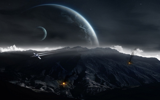 Other planet desktop wallpapers. Other planet free hq wallpapers. Other planet