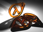 Half life   orange glass desktop wallpapers|free hq hd wallpapers Half life   orange glass
