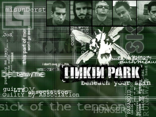 wallpapers linkin park. Linkin Park desktop wallpapers