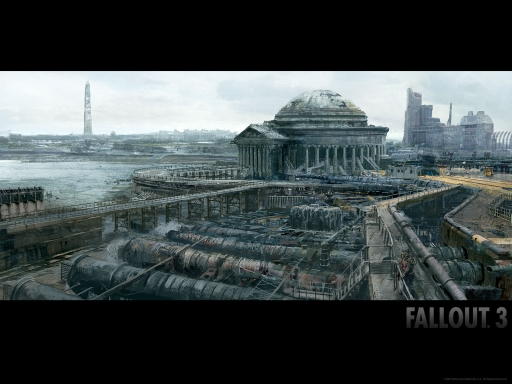 Fallout 3 desktop wallpapers. Fallout 3 free hq wallpapers. Fallout 3