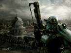 Fallout 3  soldier desktop wallpapers|free hq hd wallpapers Fallout 3  soldier