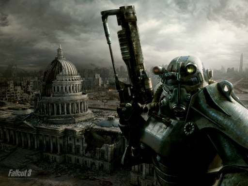 Fallout 3  soldier desktop wallpapers. Fallout 3  soldier free hq wallpapers. Fallout 3  soldier